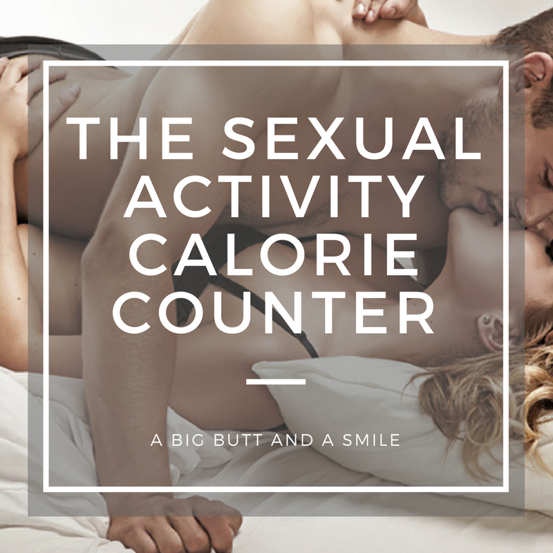 Sexual Activity Calorie Counter