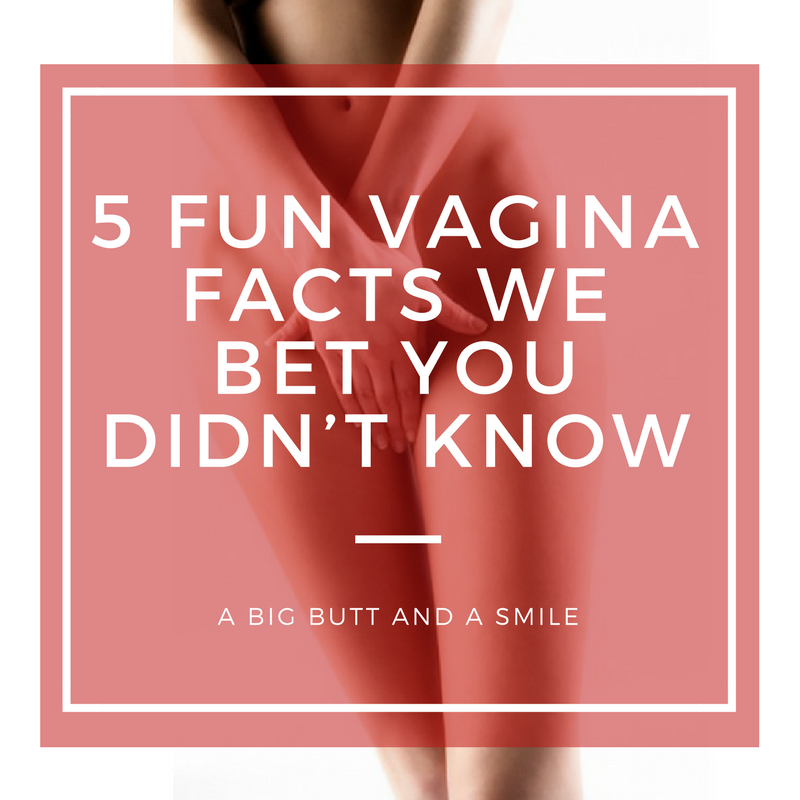 5 Fun Vagina Facts We Bet You Didn't Know