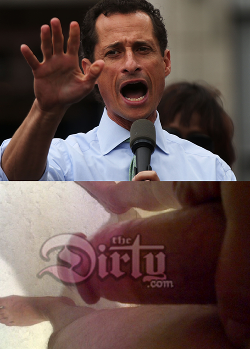 Anthony Weiner Dick Pic