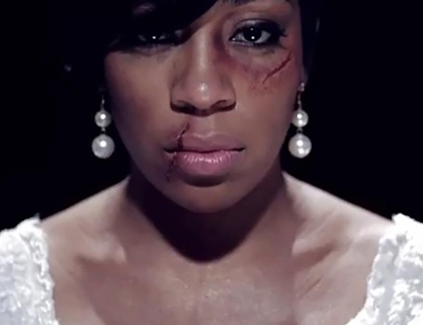 K. Michelle Domestic Violence