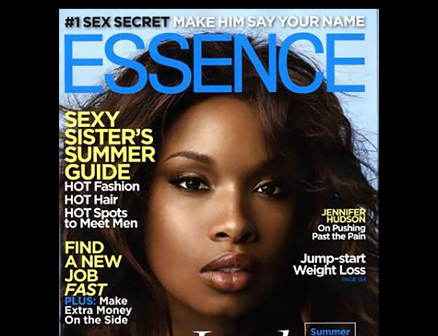 Jennifer Hudson Essence Cover