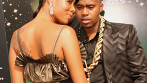 Nas Too Drunk to Experience Birth of Son?
