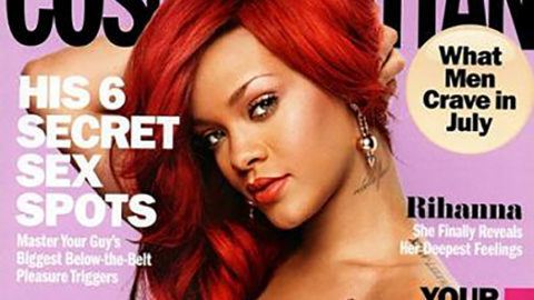 "Rihanna Likes Her Men ""Hot & Hung"""