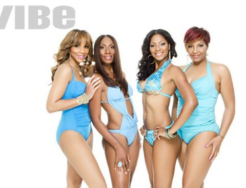 The Braxton Sisters Strip Down in Sexy Photo Shoot for Vibe.com