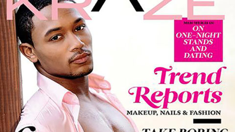 Romeo Miller Brings His Plethora of Sexiness to Kraze Magazine
