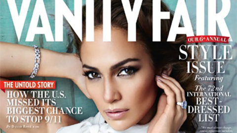 Jennifer Lopez Talks Mark Anthony Split in September Issue of Vanity Fair
