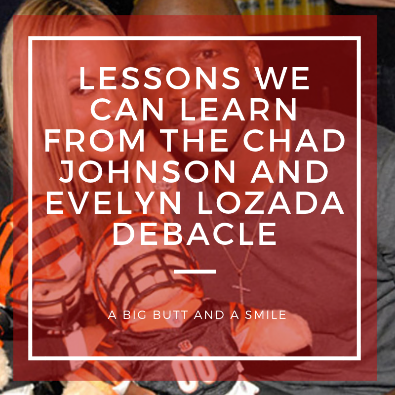 Evelyn Lozada Chad Johnson