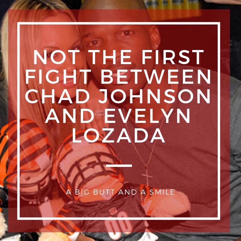Evelyn Lozada Fight