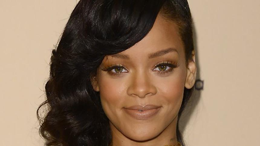 Rihanna Donation
