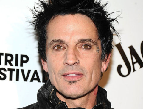 Tommy Lee Is Walking Around With A Monster In His Pants