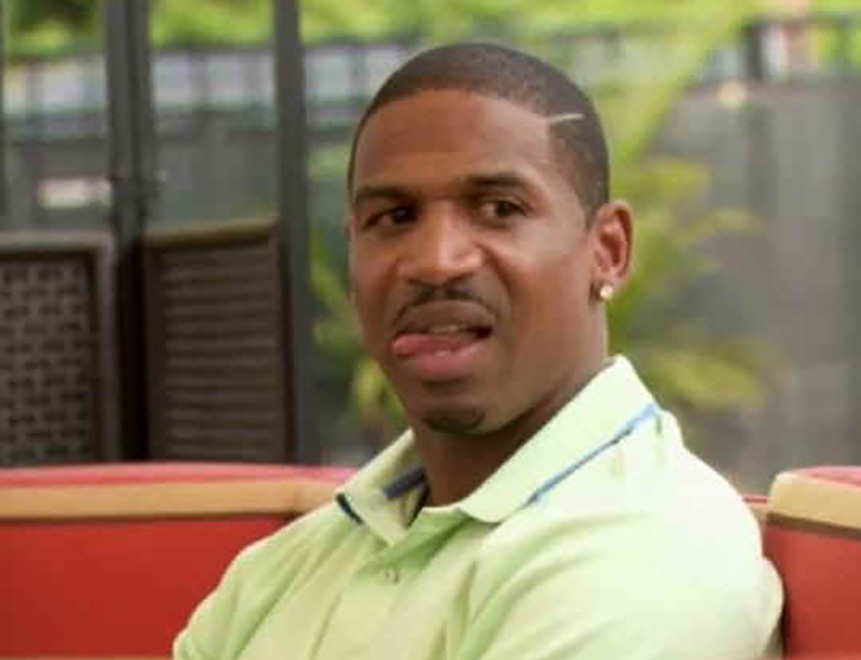 Stevie J Has All The Beefcake