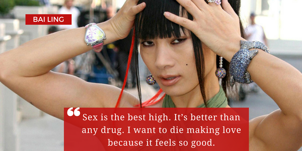 Bai Ling Quote