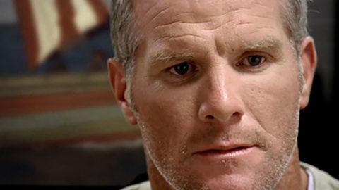 Brett Favre Exposes Himself to Jets Employee