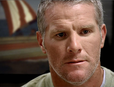Brett Favre Exposes Himself to Jets Employee