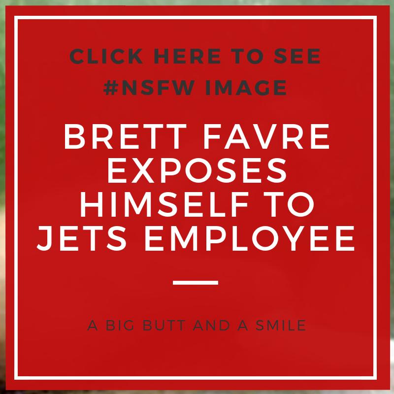 Brett Favre Penis Pic
