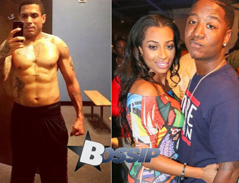 Karlie Redd Puts Benzino and Yung Joc Privates On Blast