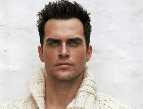 Married Cheyenne Jackson Can't Keep it in His Pants