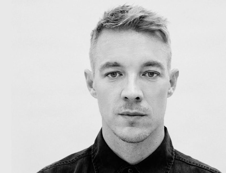 Diplo Tries To Get in Vatican. Tweets Penis Instead.