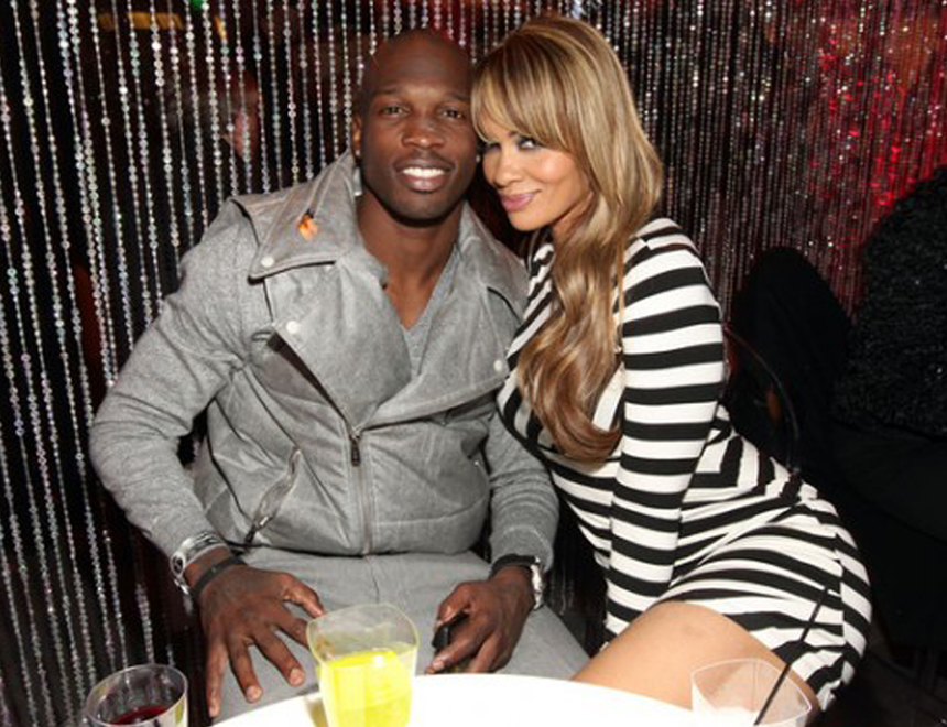 Chad Johnson Evelyn Lozada