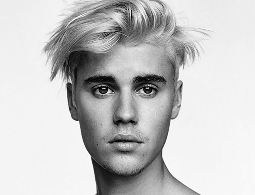 Justin Bieber Nude Shows He's a Full Grown Man