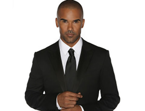 Shemar Moore and His Penis Get Cozy on Gay Nude Beach