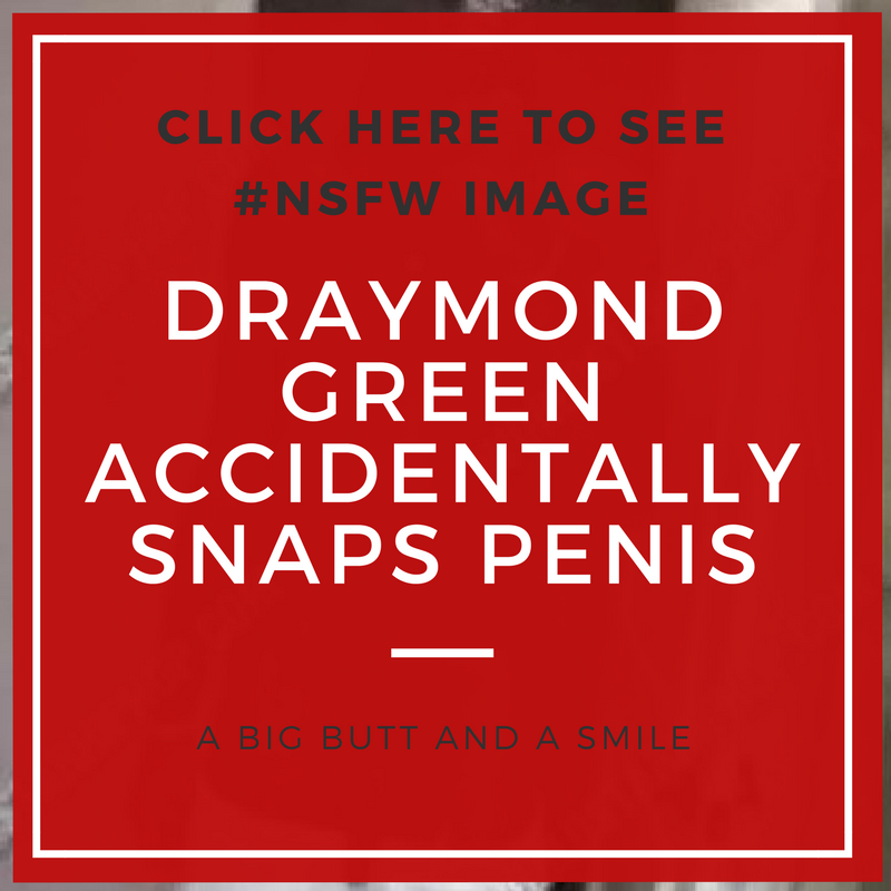 Draymond Green Penis Pic