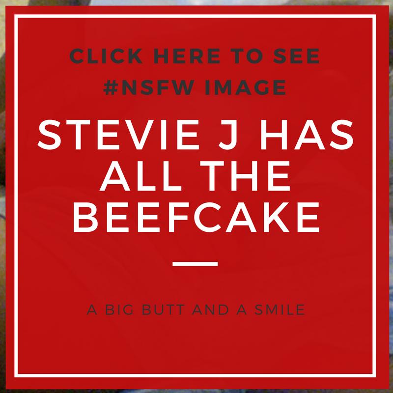 Stevie J Penis Pic